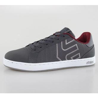 low sneakers men's - ETNIES - Dark/Grey