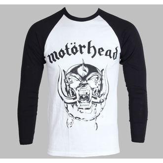 t-shirt men with long sleeve Motörhead - England - ROCK OFF
