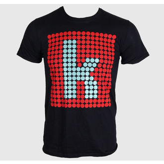 t-shirt metal men's The Killers - K Glow - ROCK OFF, ROCK OFF, The Killers