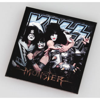 magnet Kiss - Monster Metal - ROCK OFF, ROCK OFF, Kiss