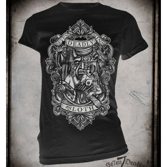 t-shirt hardcore women's - Sloth - SE7EN DEADLY - SE004