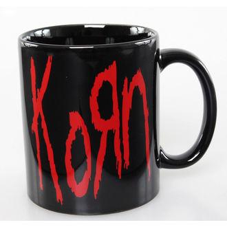 cup Korn - Logo - ROCK OFF - KORNMUG01