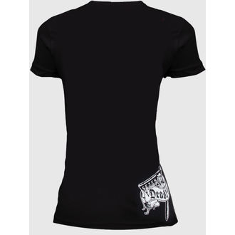 t-shirt hardcore women's - Synn & Sons - SE7EN DEADLY, SE7EN DEADLY