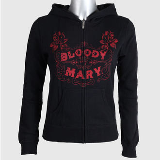 hoodie women's - Bloody Mary - SE7EN DEADLY, SE7EN DEADLY