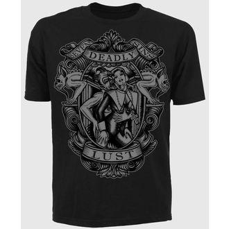 t-shirt hardcore men's - Lust - SE7EN DEADLY, SE7EN DEADLY