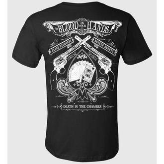 t-shirt hardcore men's - Blood On your Hands - SE7EN DEADLY, SE7EN DEADLY