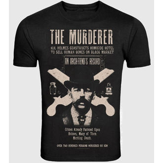 t-shirt hardcore men's - Murderer - SE7EN DEADLY, SE7EN DEADLY