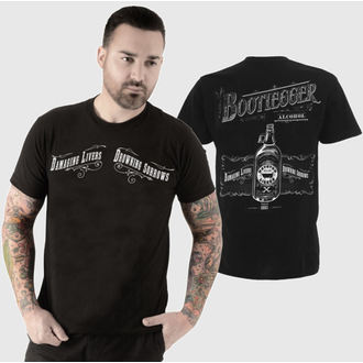 t-shirt hardcore men's - Bootlegger - SE7EN DEADLY, SE7EN DEADLY