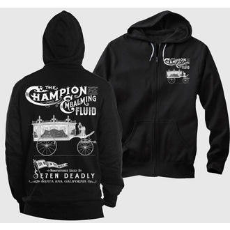 hoodie men's - Embalming - SE7EN DEADLY, SE7EN DEADLY