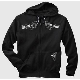 hoodie men's - Bootlegger - SE7EN DEADLY - SE017