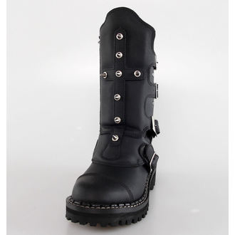 leather boots - 4P - KMM, KMM