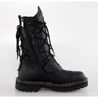 leather boots - KMM - 156