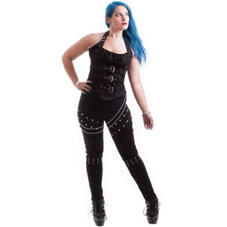 corset women's NECESSARY EVIL - Vesna - Black, NECESSARY EVIL