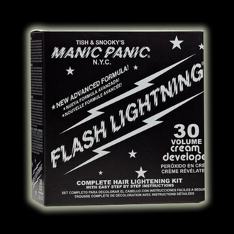 color to hair (lightener) MANIC PANIC - 30 vol.