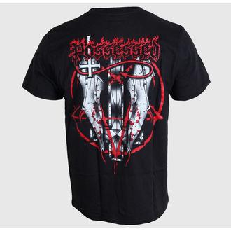 t-shirt metal Possessed - Pentagram - MASSACRE RECORDS, MASSACRE RECORDS, Possessed