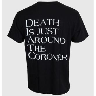 t-shirt metal Coroner - No More Color - MASSACRE RECORDS, MASSACRE RECORDS, Coroner