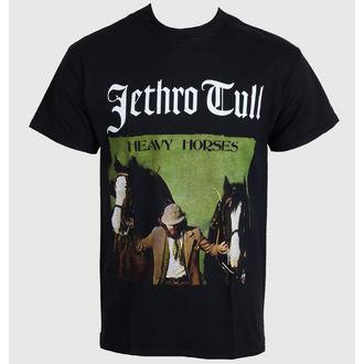 t-shirt metal Jethro Tull - Heavy Horses - MASSACRE RECORDS, MASSACRE RECORDS, Jethro Tull