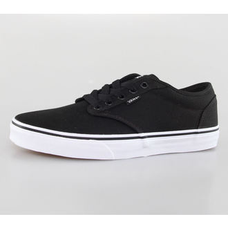 low sneakers men's - ATWOOD (Canvas) - VANS, VANS