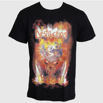 t-shirt metal men's Destruction - Antichrist - MASSACRE RECORDS, MASSACRE RECORDS, Destruction