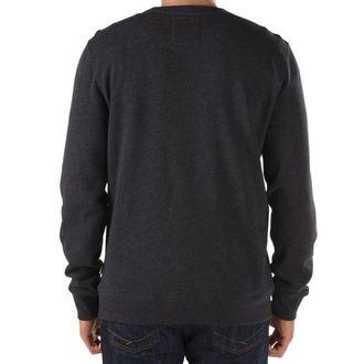 sweatshirt (no hood) men's - Black Heat - VANS, VANS