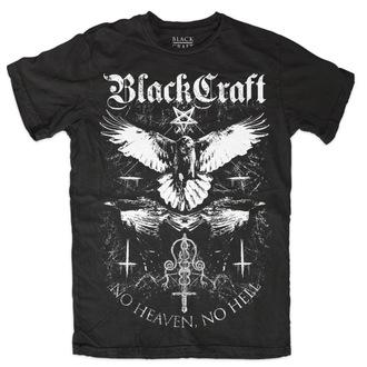 t-shirt men's - Raven - BLACK CRAFT - MT091RN