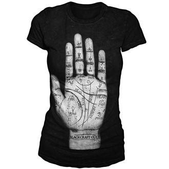 t-shirt women's - - BLACK CRAFT - WT005PR
