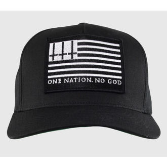 cap BLACK CRAFT - One Nation, No God - Black, BLACK CRAFT