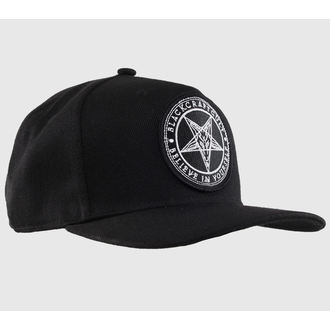 cap BLACK CRAFT - Believe in Yourself - Black, BLACK CRAFT