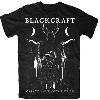 t-shirt men's - Manifest - BLACK CRAFT - MT098MT