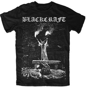 t-shirt men's - Gods Will Perish - BLACK CRAFT