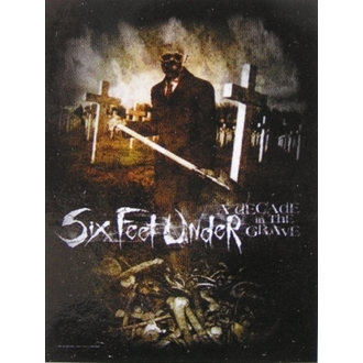 flag Six Feet Under - Decade In The Grave - HFL 827