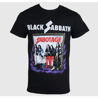 t-shirt metal Black Sabbath - - BRAVADO - 34191078