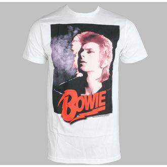 t-shirt metal men's David Bowie - Retro Bowie - BRAVADO, BRAVADO, David Bowie