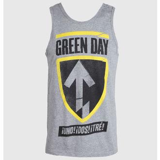 top men Green Day - Tre Badge - Bravado, BRAVADO, Green Day