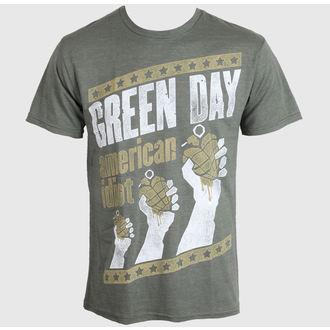 t-shirt metal men's Green Day - Handout - BRAVADO - 12141393