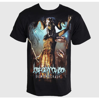 t-shirt metal men's Job for a Cowboy - Demonocracy - BRAVADO, BRAVADO, Job for a Cowboy