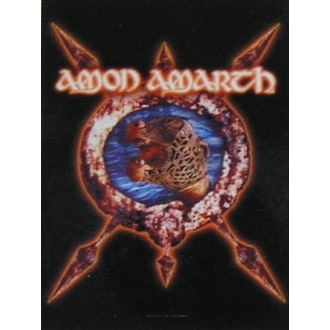 flag Amon Amarth HFL 828