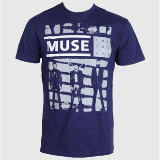 t-shirt metal men's Muse - Shade Of Grey - BRAVADO, BRAVADO, Muse