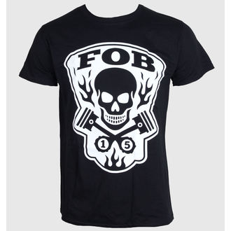 t-shirt metal men's Fall Out Boy - Gear Head - LIVE NATION - PE11874TSBP