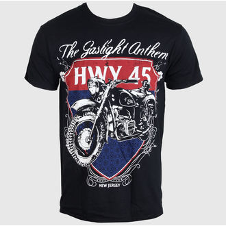 t-shirt metal men's The Gaslight Anthem - HMY 45 - LIVE NATION, LIVE NATION, The Gaslight Anthem