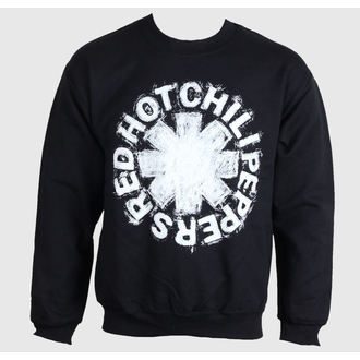 sweatshirt (no hood) men's Red Hot Chili Peppers - Asterisk Sketch - BRAVADO, BRAVADO, Red Hot Chili Peppers