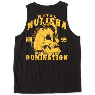 top men METAL MULISHA - ESTABLISHED - BLK