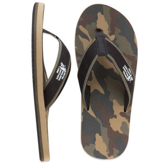 flip-flops women's unisex - TANGO DOWN - METAL MULISHA, METAL MULISHA