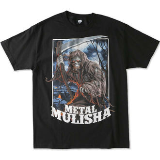 t-shirt street men's - GRIM - METAL MULISHA, METAL MULISHA