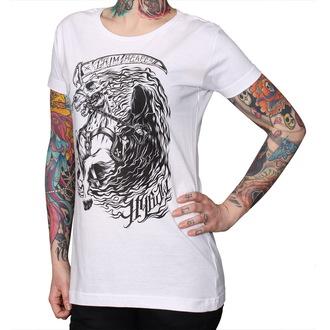 t-shirt hardcore women's - Grim Reaper - HYRAW - HY076