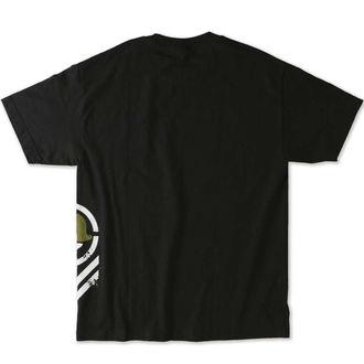 t-shirt street men's - OG CHEVRON - METAL MULISHA - M15518145E.01_BLK