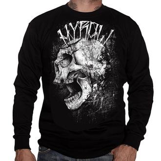 sweatshirt (no hood) men's - Punk Shit - HYRAW - HY079