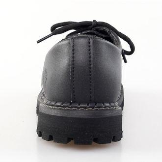 boots Grinders - 3dírkové - Regent - Black