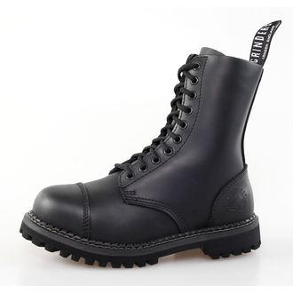 boots Grinders - 10dírkové - Stag Derby, GRINDERS