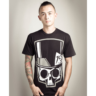 t-shirt hardcore men's - Skull13 - Akumu Ink, Akumu Ink